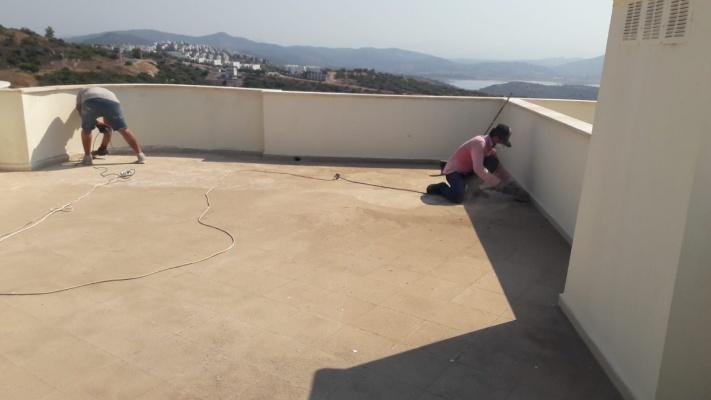 Çatı İzolasyonu