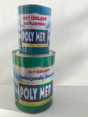 Polymer 407 İzolant Poliüretan İzolasyon